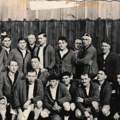 1898 La naissance d'un club !