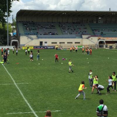 Mardi 29 mai : tournoi scolaire d'initiation à Tonnellé