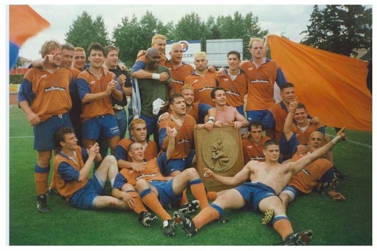 1997, victoire de la formation