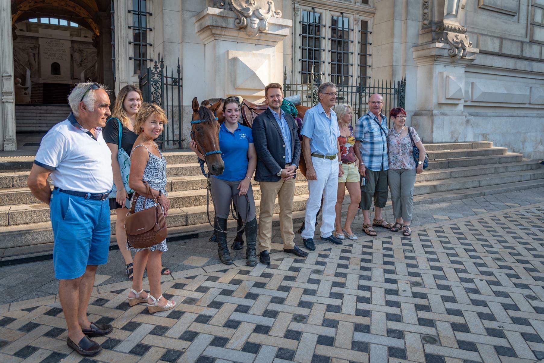 Après la Loire à cheval, Justine rêve de Chambord