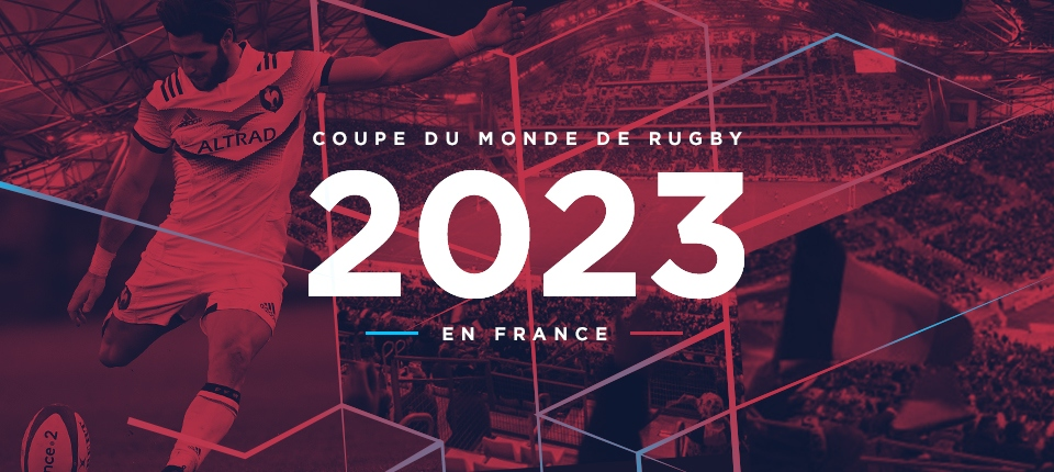Et si on parlait coupe du monde de rugby ? #FRANCE2023