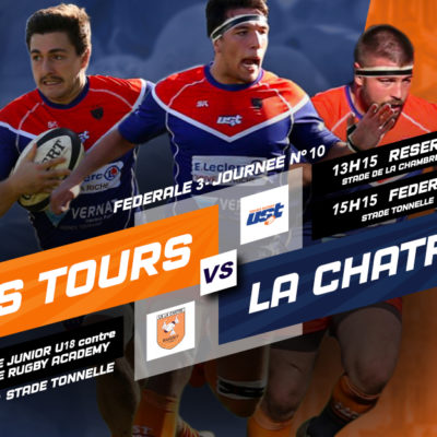 Match US Tours vs La Châtre