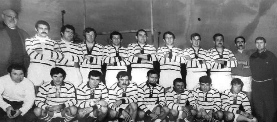 UST – Stade Poitevin :  une rivalité de 117 ans