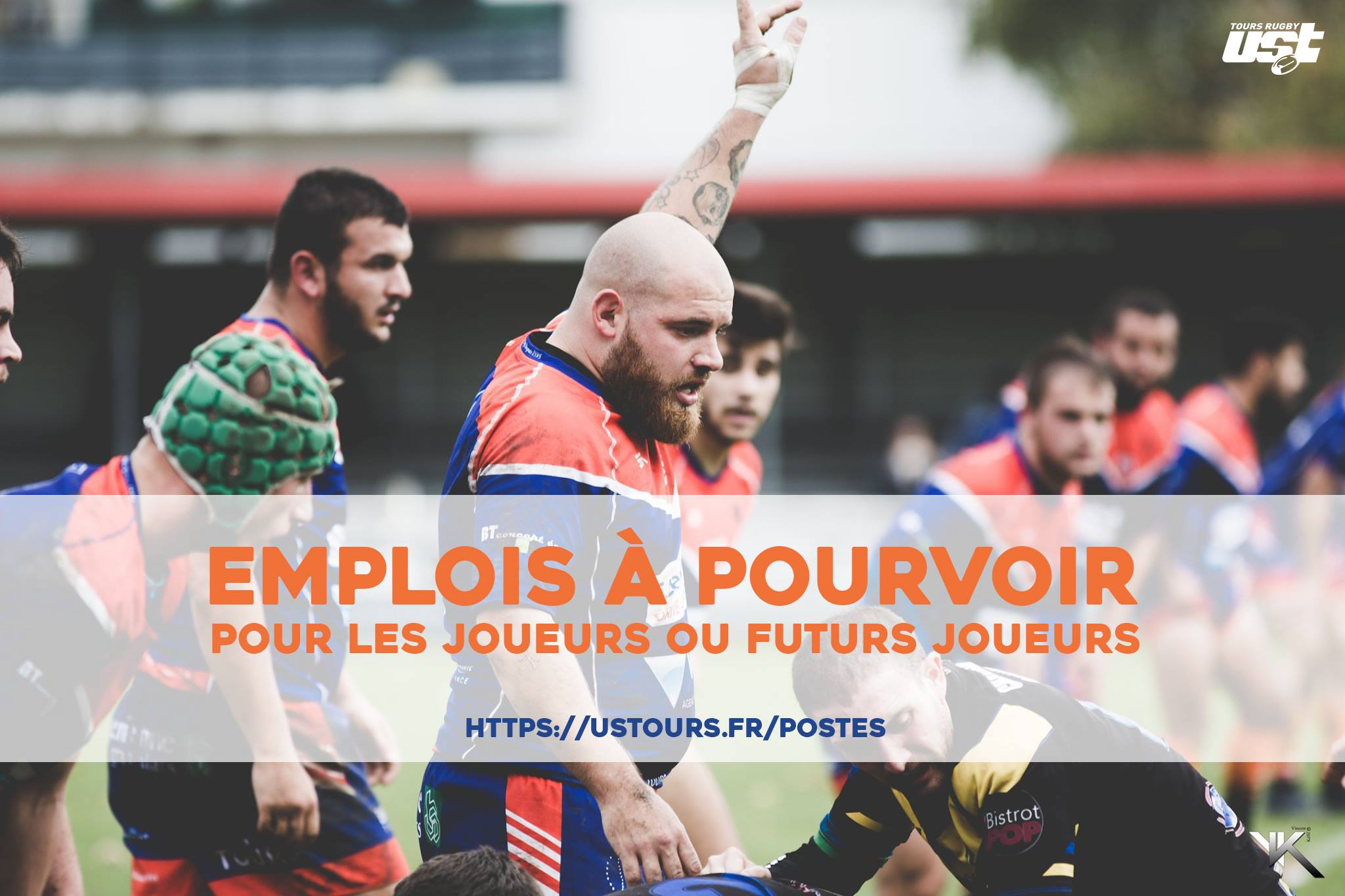 L'US Tours recrute