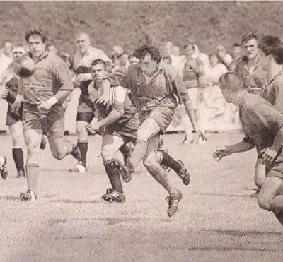 1997 : la montée à Thouars avant le titre