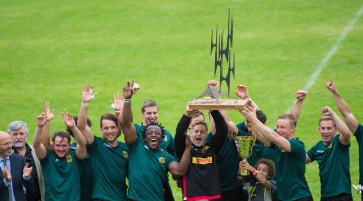 Challenge Hinton : la passe de trois pour l'Allemagne