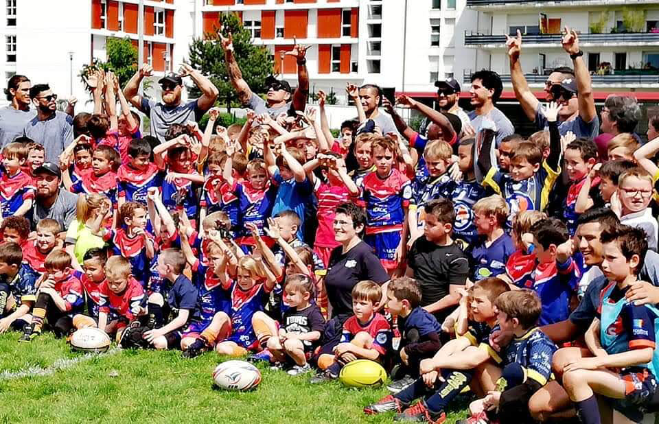 Howard Hinton Sevens :les Blacks pour un doublé
