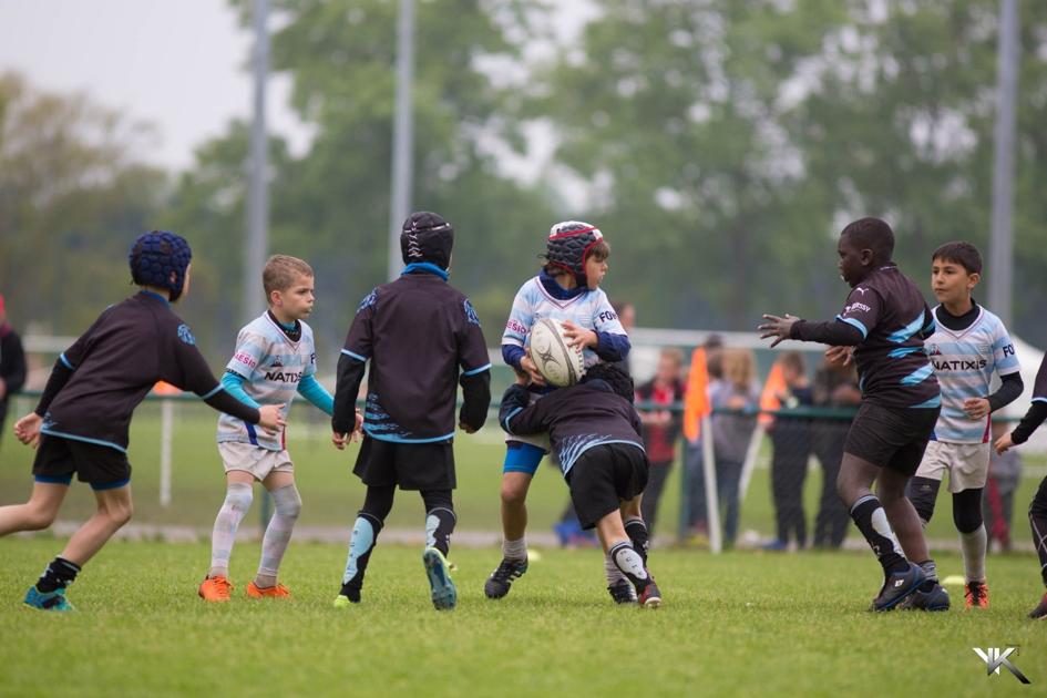 Le Projet «DROP QUARTIER» de l'US Tours  sélectionné par la Fédération Française de Rugby