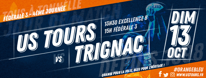 Match US Tours / RC Trignac