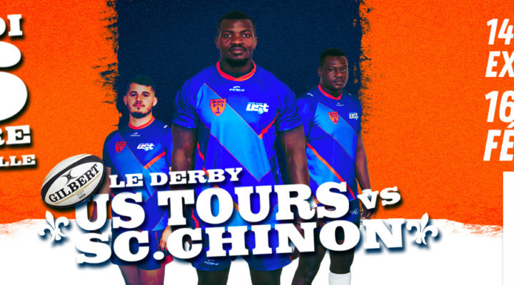 Derby US Tours / SC Chinon