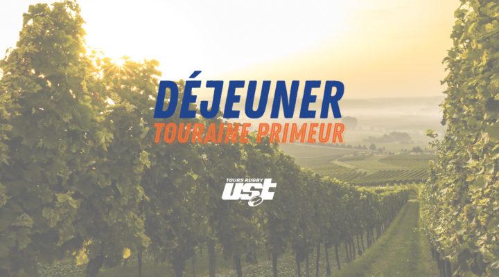 Jeudi 21 novembre : déjeuner Touraine Primeur