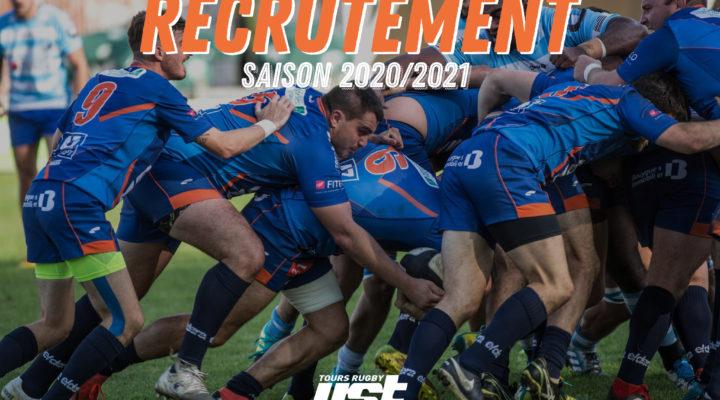 Recrutement joueurs saison 2020/2021