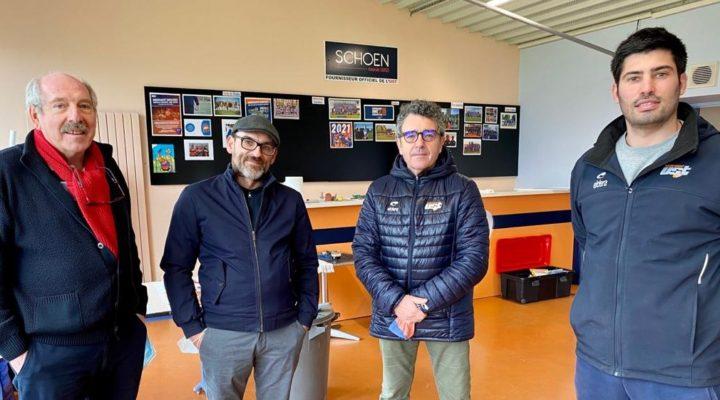 Rugby Mag en visite à Tonnellé